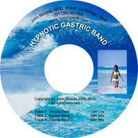Hypnotic virtual gastric band cd and mp3 download
