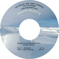 Help for Blushing hypnosis CD and MP3 download